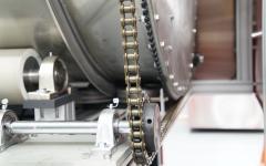 Biosolid Drum Dryer Chain Drive