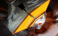 Biosolid Drum Dryer PanelIR