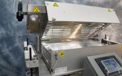IR Industrial Heater with Control